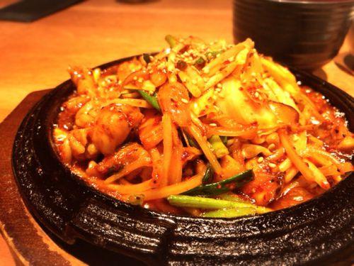 ミッシュラン【王十里(オージュリ)】は確かな味だった!@銀座三丁目 - 韓国カフェ