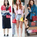 韓国旅行|スターの 【清涼なRED】ファッション…この夏のスタイリング公式を探せ〜♪
