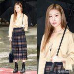 韓国旅行|秋雨の日にはこのように…【ソンミ】のお手本ファッション秘密のバランス♪