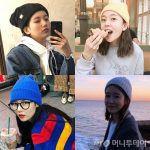 韓国旅行 トレンドの帽子…【ベレッタ・ハンティングキャップ】綺麗にかぶりましょ!