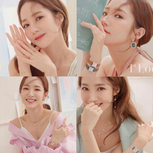 韓国女優さん達に癒される毎日。