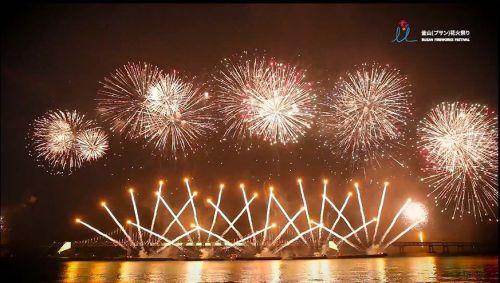釜山花火大会の広報用映像ご提供のお知らせ