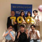 韓国旅行|『EXIT』の興行主役【チョ・ジョンソク – イム・ユナ】700万突破記念認証ショット!