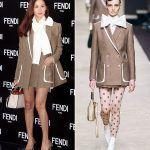 韓国旅行|同じ服で違う感じ…【コ・ソヨンvsモデル】古典的なスーツルック♪