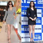 韓国旅行|同じ服で違う感じ…【チョン・ジヒョン – イム・ユナ】どこのもの?♪