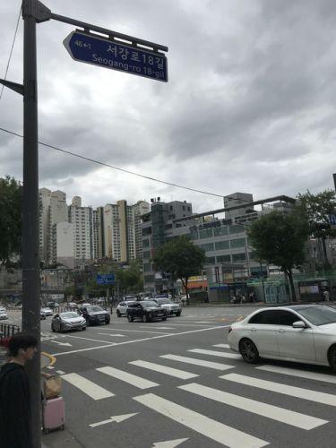 韓国10日目 現代デパートに買い物へ
