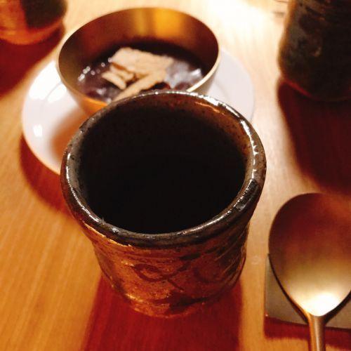 阿佐ヶ谷「HANCOOK」ハンバンスタイル協会忘年会!腎を補う黒の食材を使った冬の養生お料理
