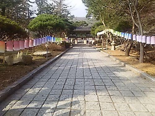韓国33観音聖地第25番梵魚寺(釜山広域市)