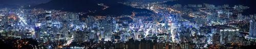 とっておきの釜山の夜景 韓国「夜間観光100選」に9ヶ所