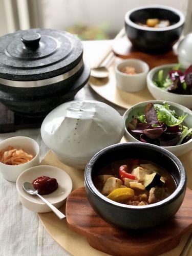 夏の韓国料理教室 ご案内です