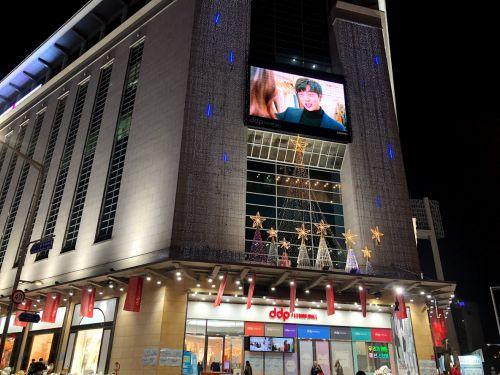 ソウル市庁駅セブンイレブンで夜食調達