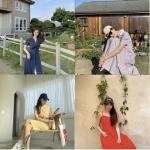 韓国旅行|【キム・ナヨン – カン・ミンギョンetc..】旬のスタイルを楽しみたいなら注目! スターが選んだ夏のワンピース♪